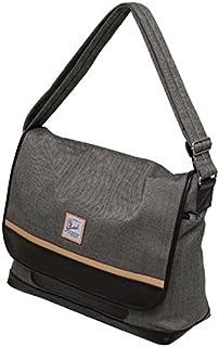 十川鞄 B.C.+ISHUTAL ビーシーイシュタル ルンゴ フラップ ショルダーバッグ コットン ベージュ ILG-7503 BG
