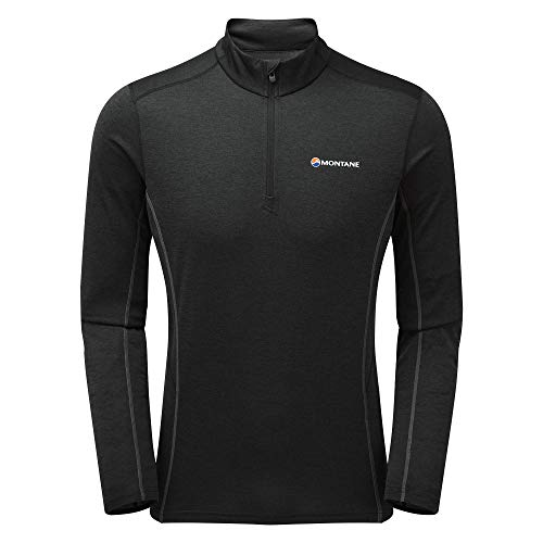 Montane Dart Zip Neck Top - SS21 - S
