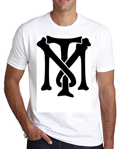 Tony Montana Scarface Black Logo Men's T-Shirt Large