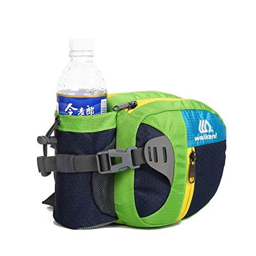WanMei Outdoor sports waist bag female mountaineering hiking storage multi-function camouflage waist bag 3.5L fragmentary bag female