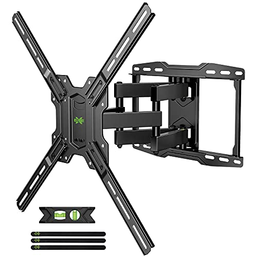USX Full Motion TV Wall Mount for Most 42-75-inch TVs Only $19.99 (Retail $45.99)