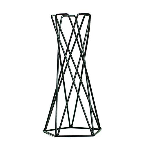 Tillandsia Halter Blumentöpfe Stehen Nordischen Stil Geometrische Luft Pflanzenhalter Für Indoor Outdoor Tisch Hausgarten Ornamente