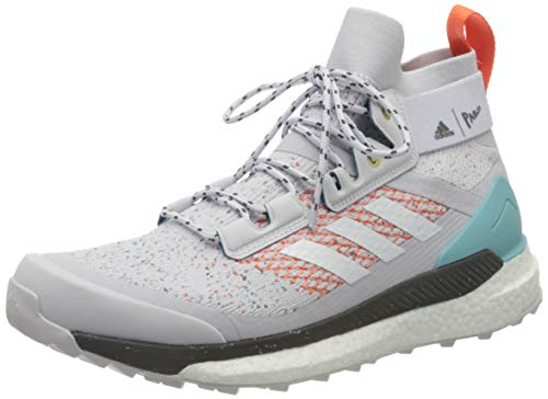 Adidas Herren Wanderschuhe-EG5397 Walking-Schuh, DSHGRY/FTWWHT/TRUORA, 45 1/3 EU