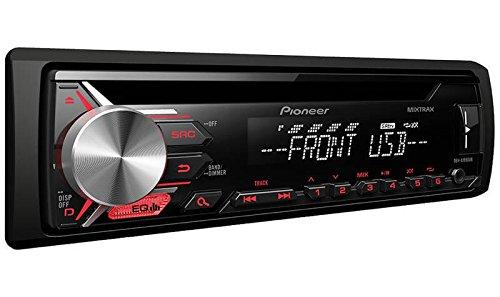 Pioneer DEH-X1990UB Car Stereo (Black)