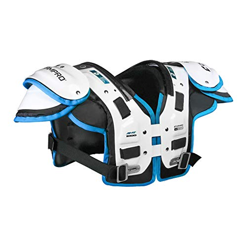 Champro FSPAMT1M AMT-1000 Varsity Shoulder Pad, Medium (Pack of 1)