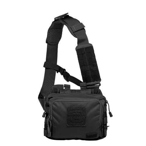 Borsa Tattica 5.11 FTL56180 Tactical 2 Banger,Taglia Unica, Nero