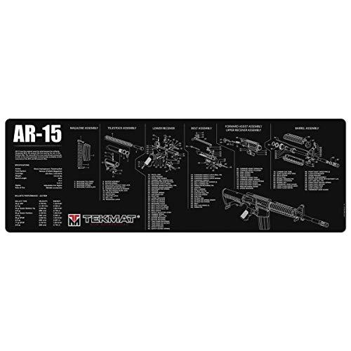 TekMat TEK-R36-AR15-TEK, Multi, One Size