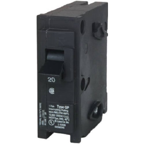 Q130 30-Amp Single Pole Type QP Circuit Breaker