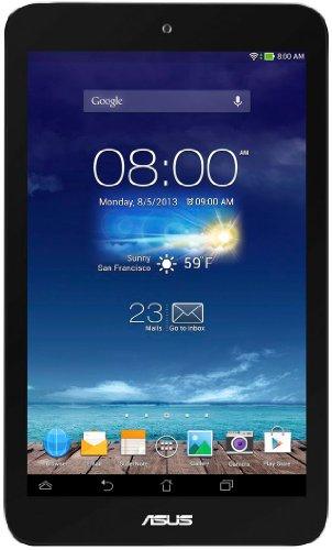 Asus MeMO Pad 8 20,3 cm (8 Zoll) Tablet-PC (ASUS RK101, 1,6GHz, 1GB RAM, 16GB SSD, Android 4.2) grau