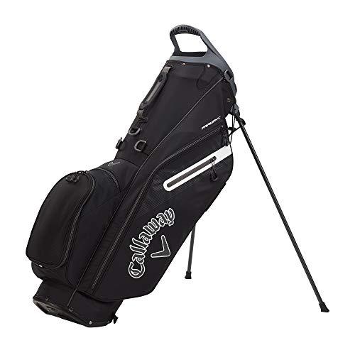 Callaway Golf 2021 Fairway C Stand Bag Black/Charcoal/White