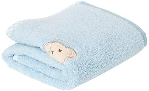 Steiff Unisex Baby kuscheligem Teddybärkopf Handtuch, 6017 ANGEL FALLS, 999