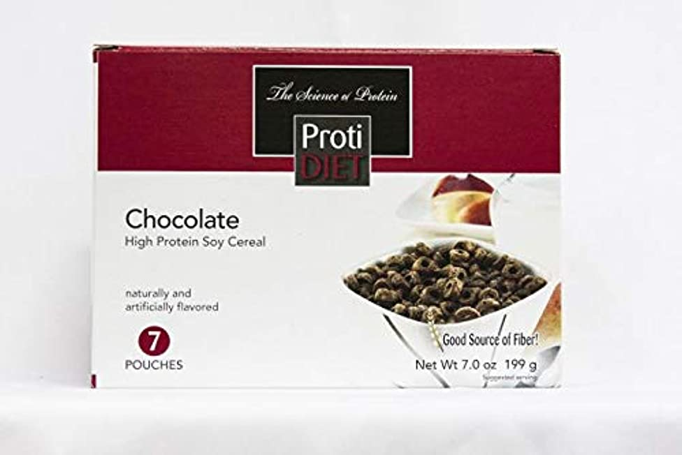 Ideal Protein Compatible ProtiDiet High Protein Chocolate Soy Cereal