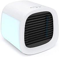 EVAPOLAR evaCHILL Luftkühler & Luftbefeuchter - Leise & tragbar – Kühler für Heim, Büro, Camping, auf Reisen –...