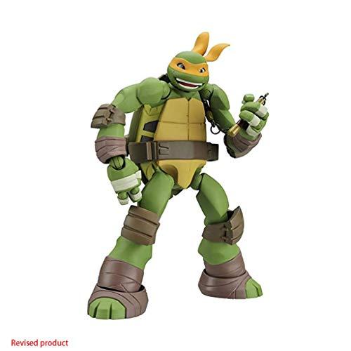Yang baby Teenage Mutant Ninja Turtles Michelangelo Figura de acción