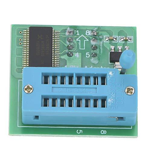 Weikeya Grüner 1,8-V-Adapter, Kunststoff 4 * 3,8 * 1,3 cm Winbond Electronics 1,8-V-Konvertierung zum Tragen und Verwenden.