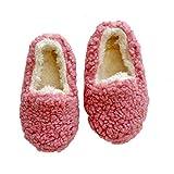 Niños Zapatos de algodón Zapatos cálidos de Felpa otoño e Invierno niños y...