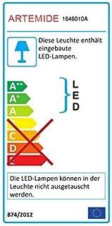 ARTEMIDE MICROSURF LED wall lamp
