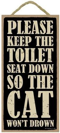 SJT ENTERPRISES INC. Please Keep The Down Toilet Ca Max Max 50% OFF 87% OFF so Seat