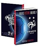 Agenda scolaire 2016-17 FFF - Collection officielle Equipe de France de Football