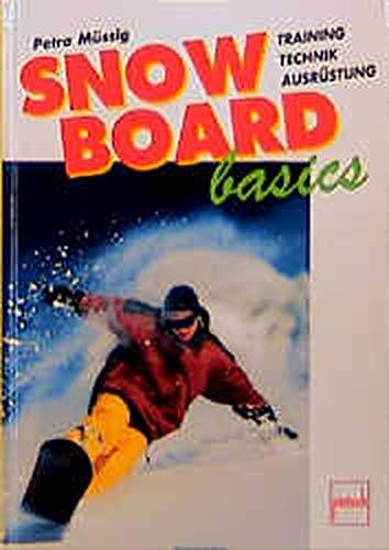 Snowboard basics: Training, Technik, Ausrüstung