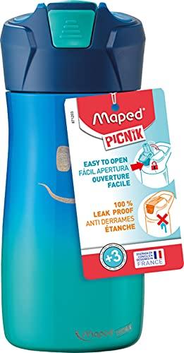 Maped PICNIK - Edelstahl-Trinkflasche CONCEPT KIDS - 430 ml - blau