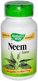 Natures Way Neem
