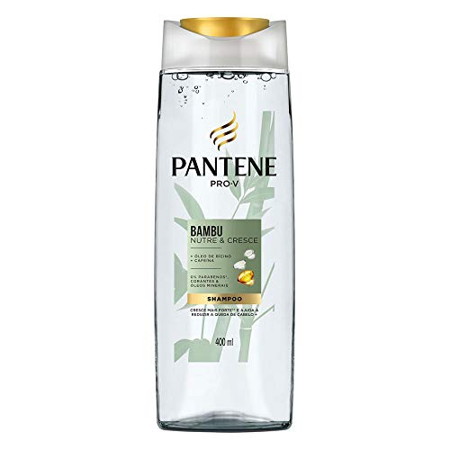 Shampoo Pantene Bambu 400Ml, Pantene