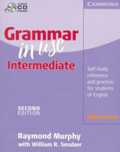 Grammar in Use Intermediate with Answers with Audio CD: Self-study Reference and Practice for Students of Englishの詳細を見る