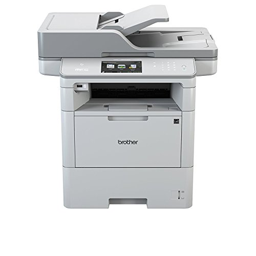 Multifunktion BROTHER MFC-L6900DW 50 PPM WI-FI LAN Duplex Scanner DUAL CIS FAX NFC INTEGRIERT