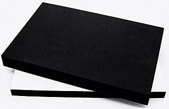 EPDM Celrubber afdichtingsmat eenzijdig, zelfklevend schuimrubber - formaat A4 200 x 300 mm - dikte in 1/2/10/15/20/30 mm...