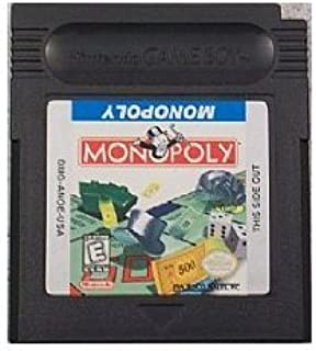 Monopoly (Gameboy Color) [GBC]