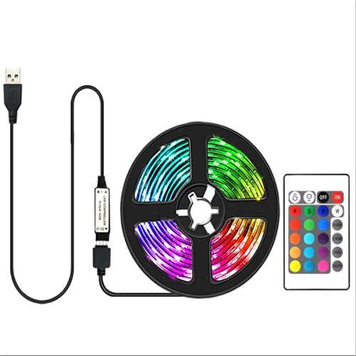 KUATAO LED TV Retroilluminazione Led Strip Lights USB Led Luci TV Bluetooth Luci per la camera da letto di gioco App Controllo musica sincronizzazione funzione fai da te decorazione interna