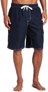 Kanu Surf mens Miles Swim Trunks (Regular & Extended Sizes) Swim Trunks