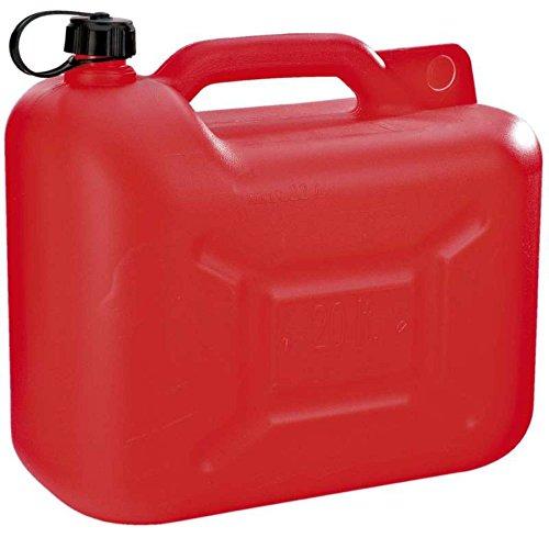 Jerrycan plastique 20 litres