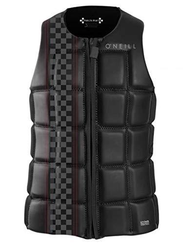 O'Neill Checkmate CE Prallschutzweste, Größe:XS, Farbe:blk/blk