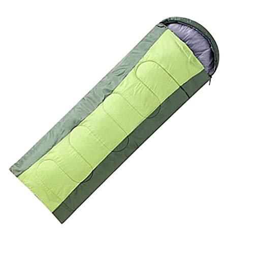 Queen Boutiques Sac De Couchage Adulte en Plein Air Voyage Hiver Saisons Chaudes Camping Intérieur Double Sac De Couchage en Coton Sale (Taille : XL(1.8kg))