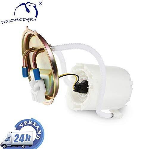 Dromedary 93277517 Kraftstoff Fördereinheit Benzinpumpe Kraftstoffpumpe im Kraftstoffbehälter Corsa B 1.2i 1.4i 1.6i 16V