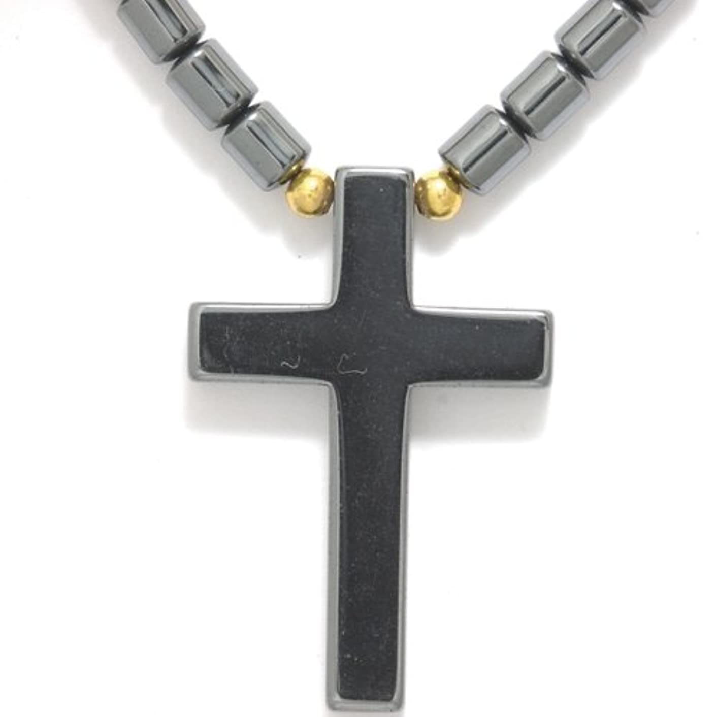 Shipwreck Beads Hematite 17-Inch Necklace,