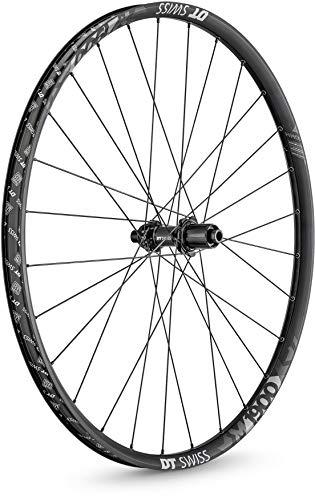 DT Swiss Unisex– Erwachsene M 1900 Spline Laufradsatz, schwarz, 29 Zoll