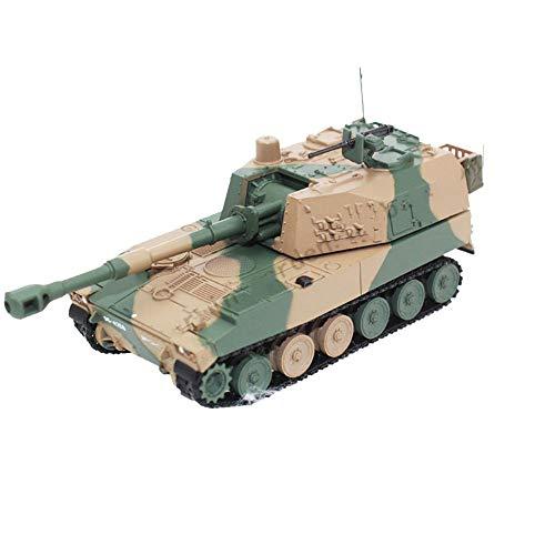 X-Toy Militärkampf Modell, 1/72 75 Scaletype Selbst Panzerhaubitze Legierung Modell, Erwachsene Collectibles Und Geschenke, 3.3Inch X 1.7Inch