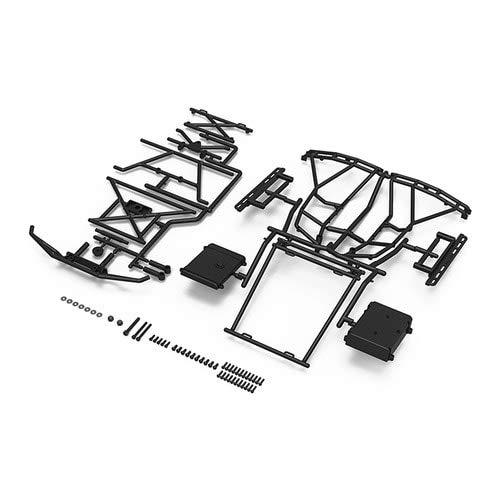 Gmade GS02 Rear Cage Kit BOM