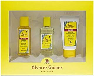 Alvarez Gomez Estuche Alvarez Gomez Colonia Conc.80Vapo+Gel90+Body75(Estuche) - 1 unidad