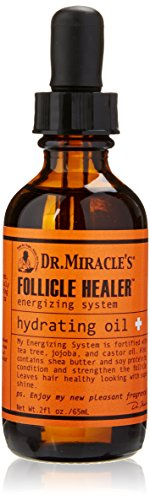 Dr. Miracles Dr. Miracles Follicle Healer Hydrating Oil for Hair, 2 Oz, 2 Ounces
