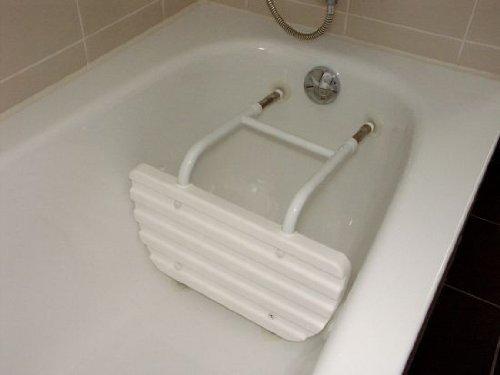 Badewannenverkürzer verstellbar mit Saugnäpfen