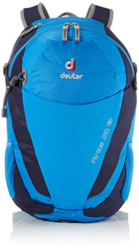 DEUTER Wanderrucksack Airlite 26 SL, Coolblue-Blueberry, 51 x 26 x 24 cm