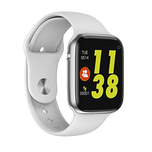 W34 Smart Watch Iwo 8 Plus Ecg/ppg Smartwatch Cardiofrequenzimetro Donna/uomo Smart Watch Bracciale Pk B57 Iwo9 Band Tracker fitness Tracker fitness Monitor sonno Pedometro per uomo Donna