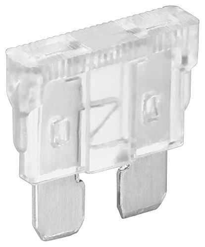 Fixpoint 20385 Kfz-Sicherungssortiment, 25 A, Transparent (6-er pack)