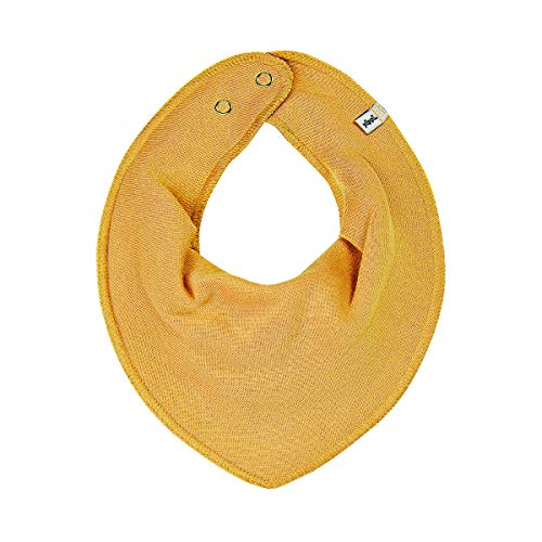 Pippi Cuello Toalla Triángulo bebé infantil con botones Doble Capa Varios Colores Uni