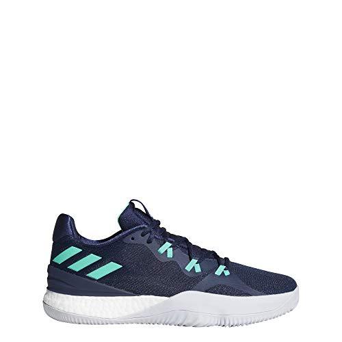 adidas Crazy Light Boost 2018, Scarpe da Basket Uomo, Blu (Conavy/Hiregr/Lgsogr 000), 41 1/3 EU