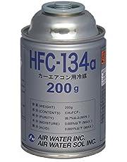 エア・ウォーター カーエアコン用冷媒(200g)5缶セット HFC-134a